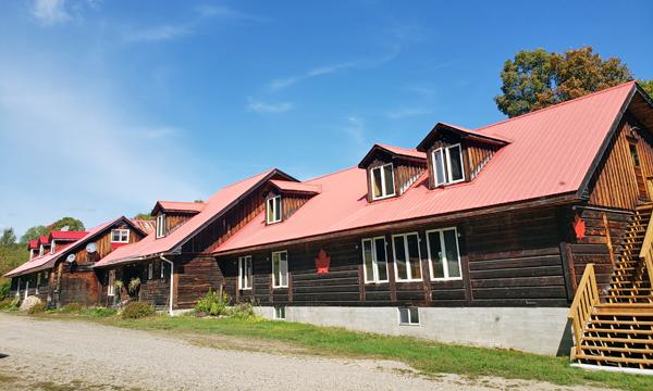 log building